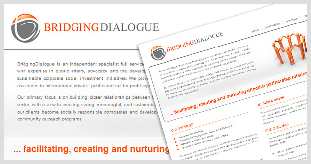 Bridging Dialogue