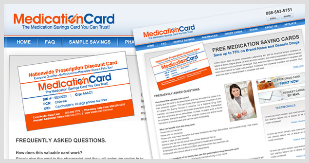 Medication Card